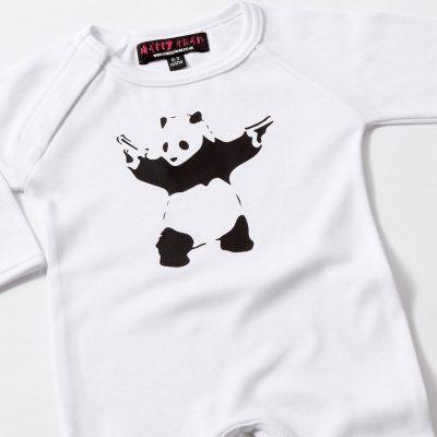 Banksy Baby Grow