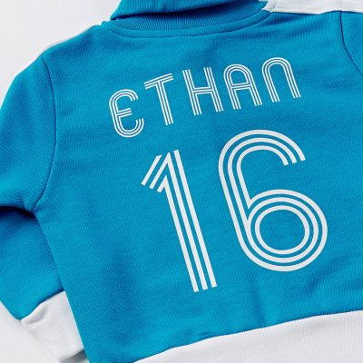 personalised baby tops