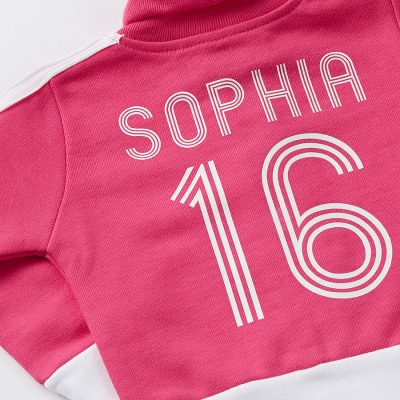 Personalised Baby Clothes for girls