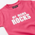 My Mama Rocks Funky Baby T-shirt