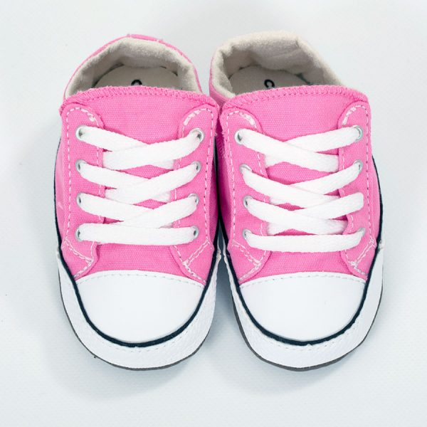 custom baby converse