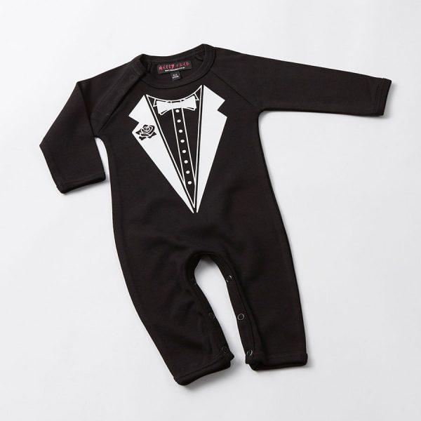 Tuxedo Baby Clothes