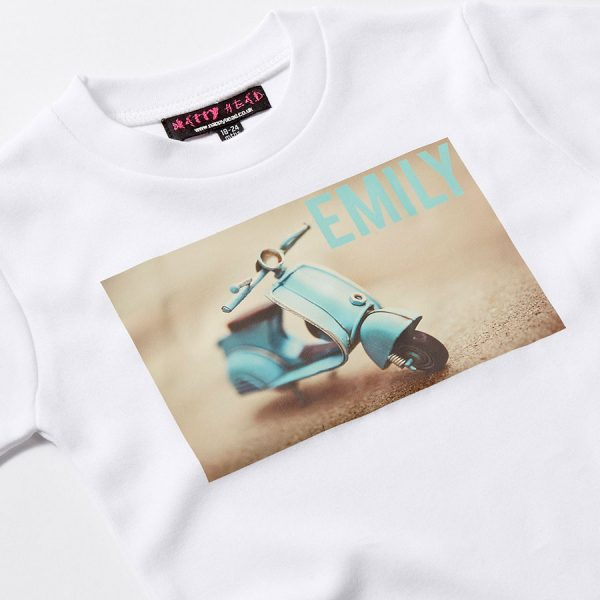 Personalised Baby T-shirt