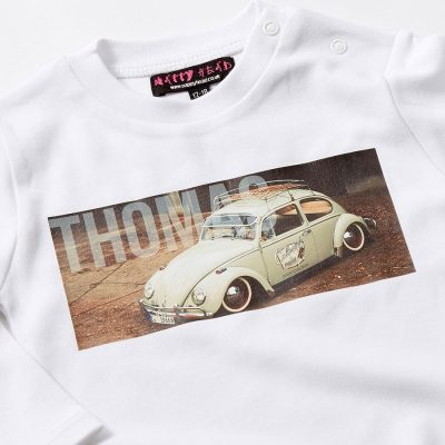 personalised kids t-shirt