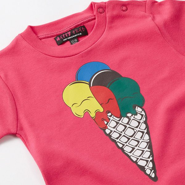 Buy Cool Kids T-shirt by Nappy Head Cool Funky Kids Clothing at nappyhead.uk