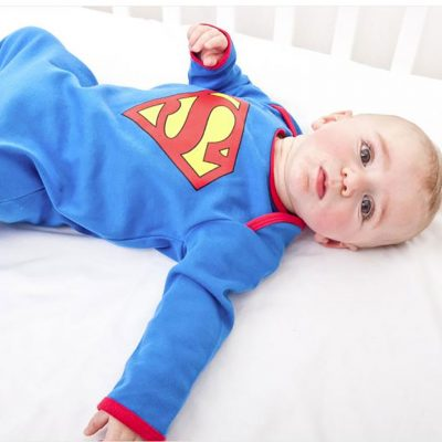 Superman Babygrow