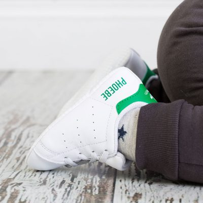 Personalised Adidas Stan Smith Baby Shoes