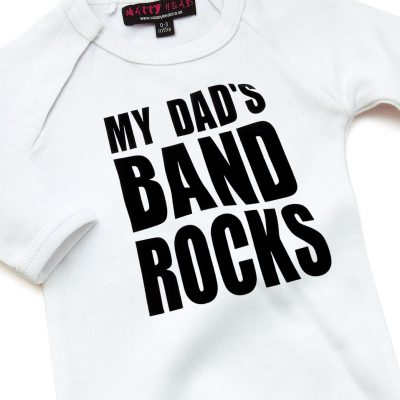 rock baby clothes