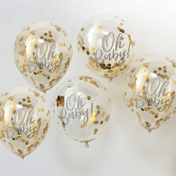 oh-baby-gold-confetti-baby-shower-balloons