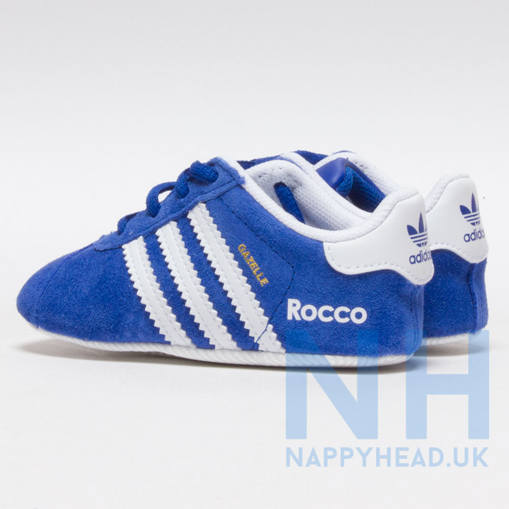 personalised adidas baby shoes